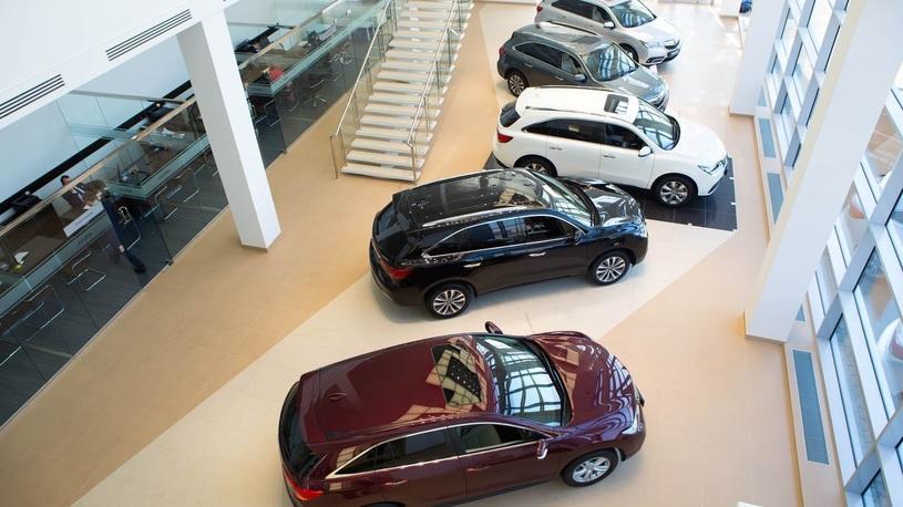 В России названы регионы, где купили больше всего новых машин в 2017 году