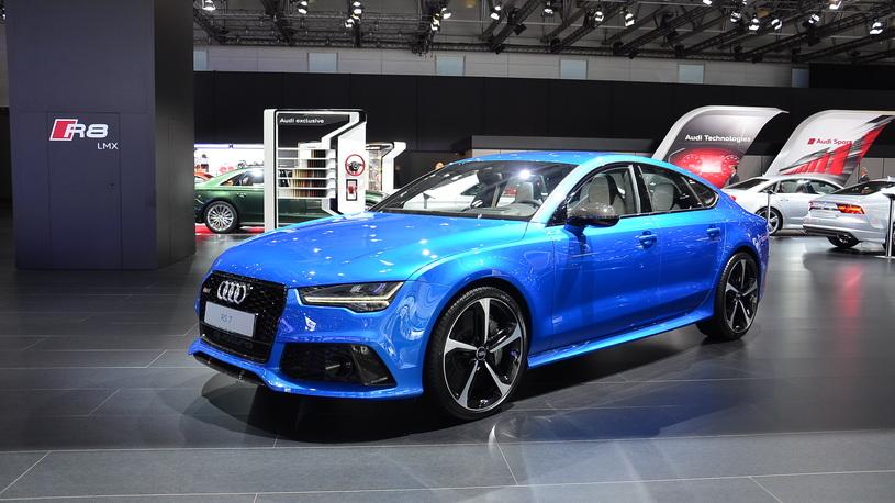 Новое поколение Audi RS 7 будет быстрее и мощнее