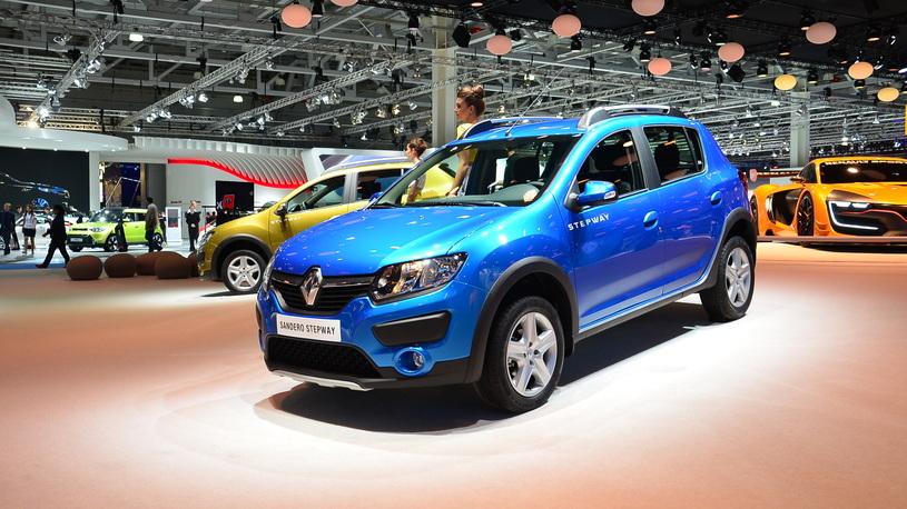 Новый Renault Sandero Stepway: вопросы к тест-драйву!