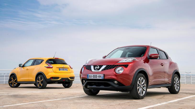 Две модели Nissan покидают авторынок России