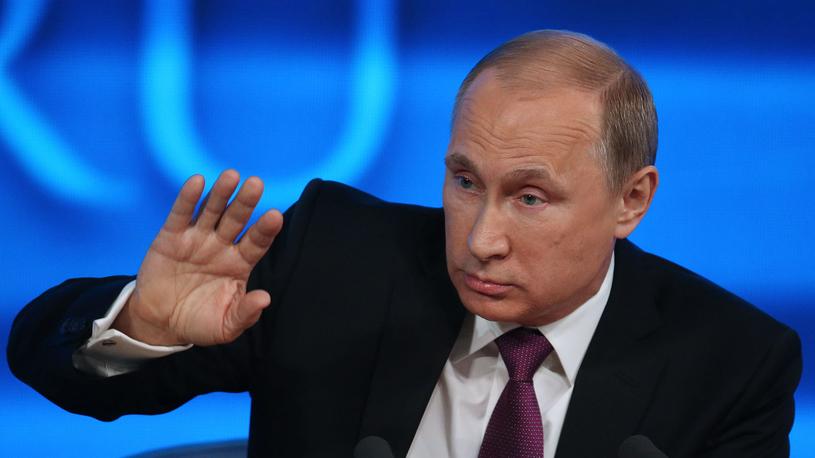 Путин заявил, что готов купить электромобиль