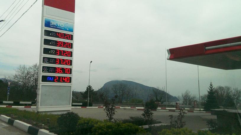 Снижение цен на бензин: радость была преждевременной