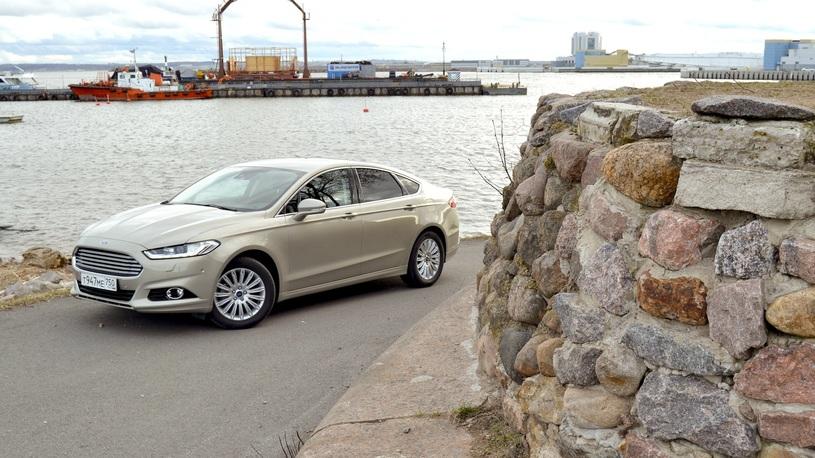Тест-драйв нового Ford Mondeo: что мы узнали за первый день