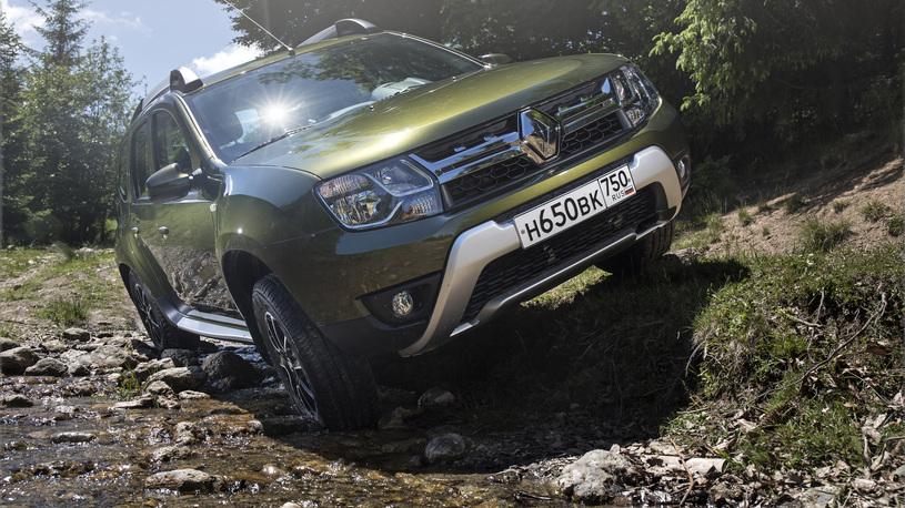 Renault подняла российские цены на Duster и Kaptur