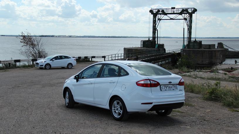 Тест-драйв Ford Fiesta: первые впечатления