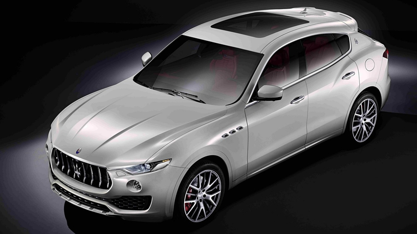 Посчитали-прослезились: колесные диски Maserati Levante
