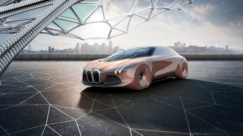 Компания BMW тоже задумала электромобиль с ураганной динамикой