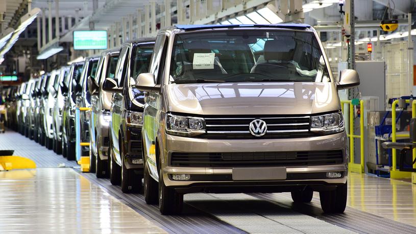 В гостях у трудоголика, или Как собирают и берегут Volkswagen Transporter