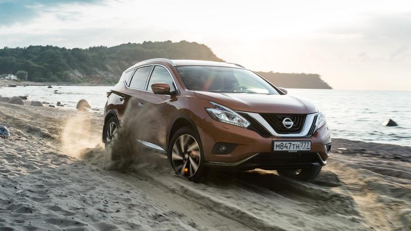 Тест-драйв Nissan Murano: все, что вы хотели знать о новом японском космолете