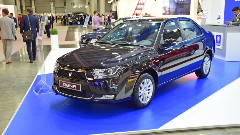 В Россию привезут ирано-азербайджанские автомобили Khazar