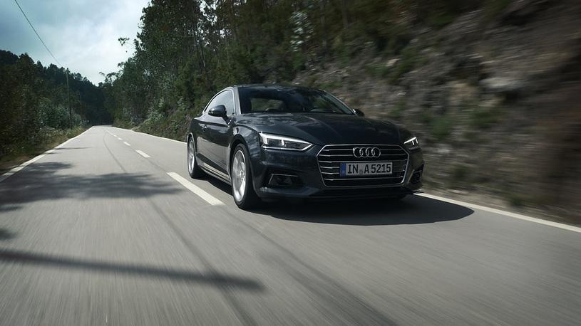 АвтоВести Online: первый обзор новейшего купе Audi A5
