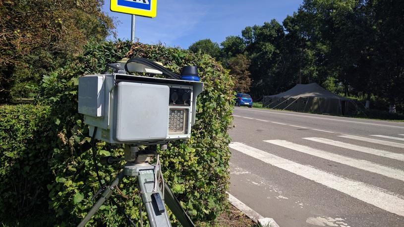 Дорожные камеры готовы к контролю полисов ОСАГО
