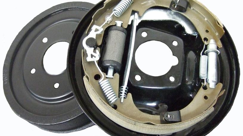 Задние барабанные тормоза - прошлый век или логичное решение?