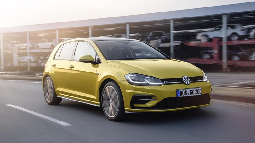 Старт продаж Volkswagen Golf в России: мы узнали дату