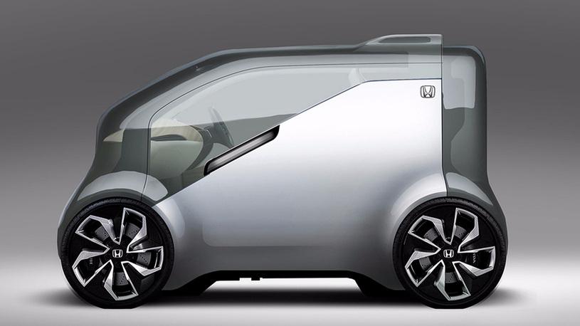 Honda заставит беспилотник влюбиться в водителя