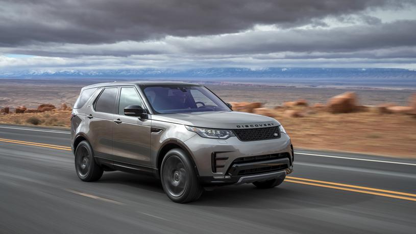 На Land Rover Discovery поставили новый мотор и системы безопасности