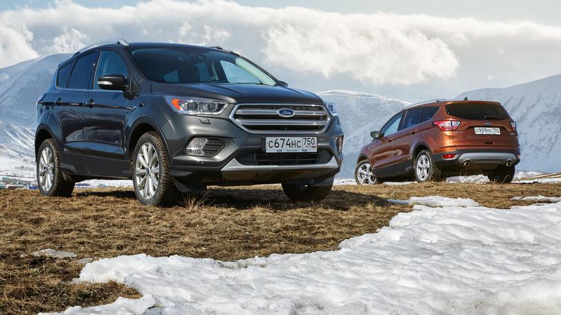 Тест-драйв Ford Kuga: все преимущества и недостатки обновленного кроссовера