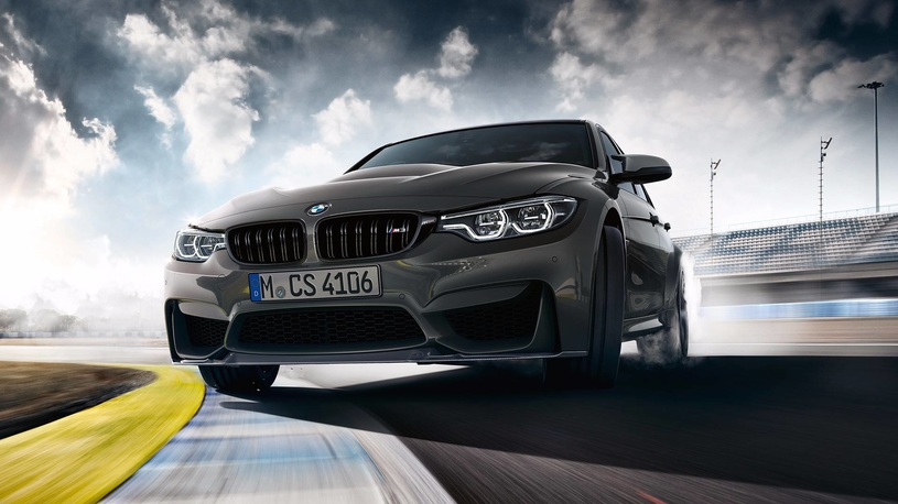 BMW представила самую свирепую M3