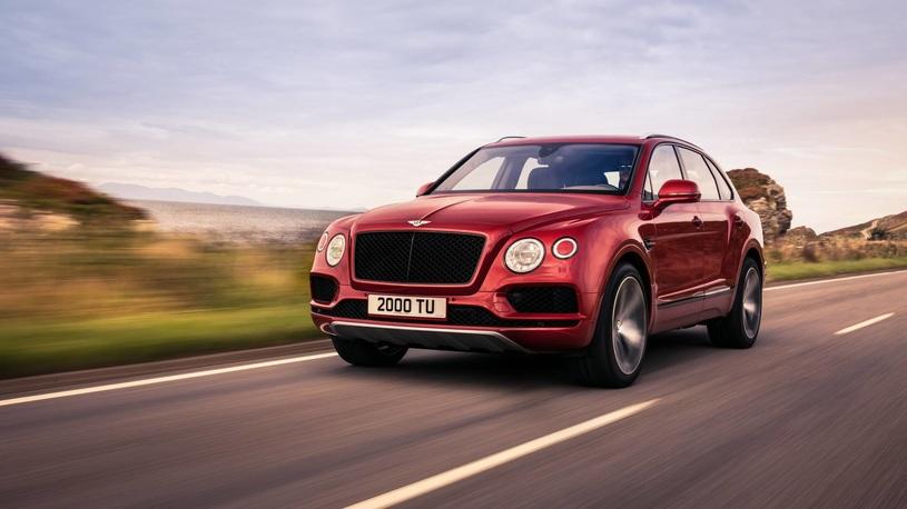 Bentley Bentayga получила более доступный мотор V8