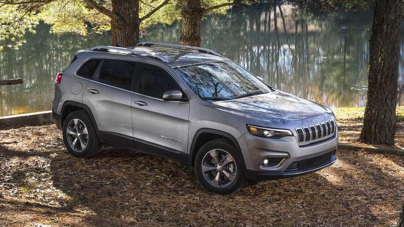 Jeep Cherokee может быть опасен для оккупантов