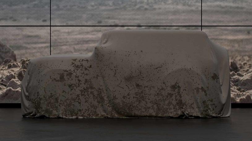 Ford показал первое изображение возрожденного Bronco