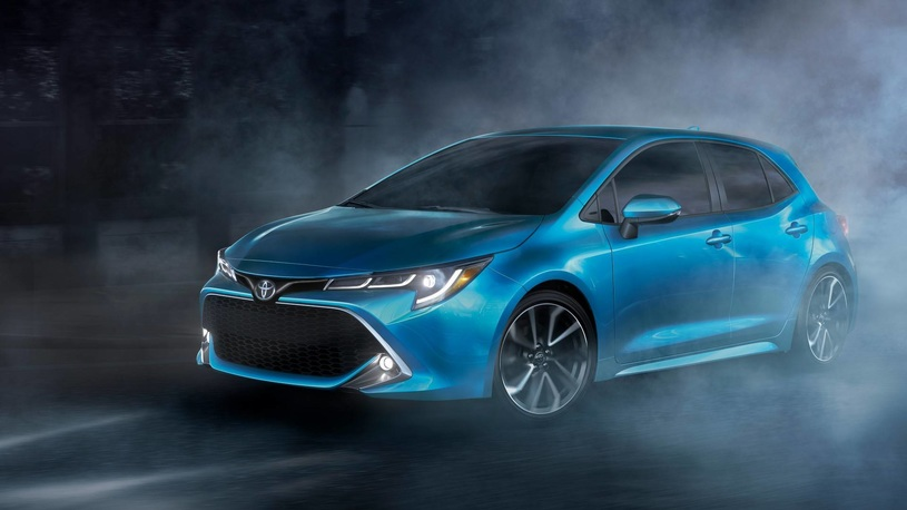 Toyota показала новую