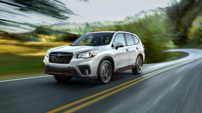 Subaru назвала дату начала продаж в России нового Forester
