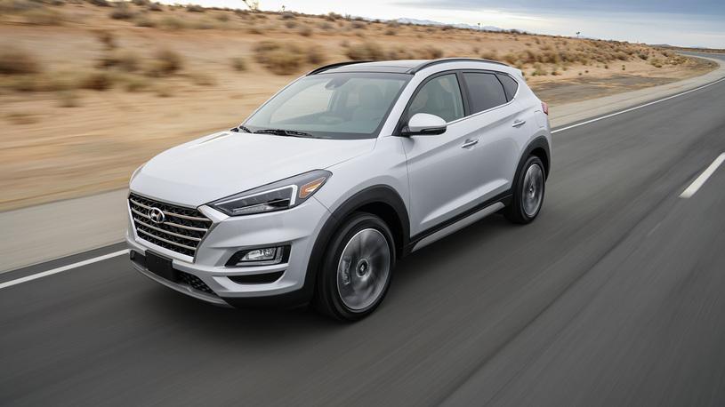 Обновленный Hyundai Tucson: старт продаж в России и цены