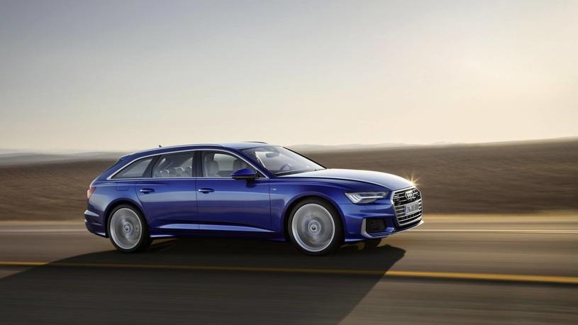 Audi представила новое поколение универсала А6