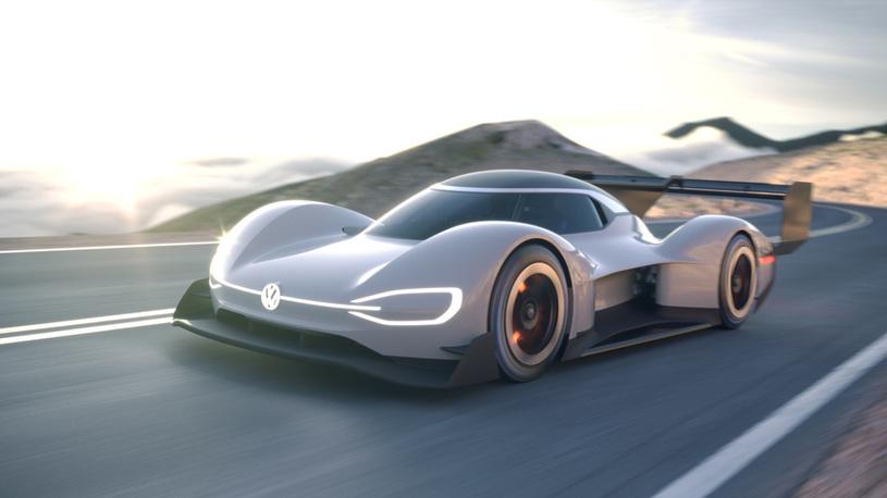 Volkswagen выпустит первый электрический суперкар