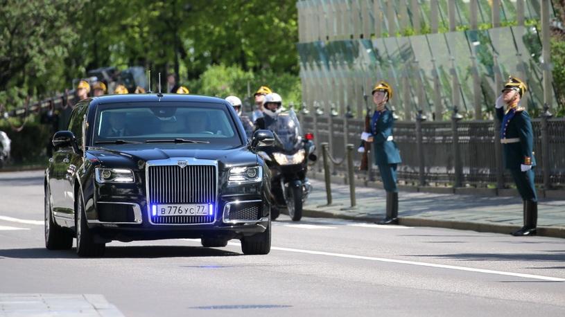 Руководить российской маркой Aurus будет бывший топ-менеджер Daimler