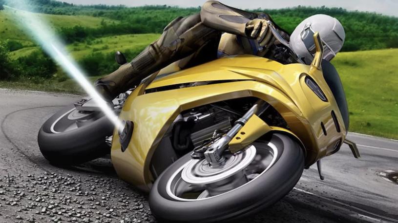 Bosch будет спасать мотоциклистов при помощи реактивной тяги