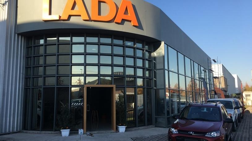 Автомобили Lada вышли на рынок Чили