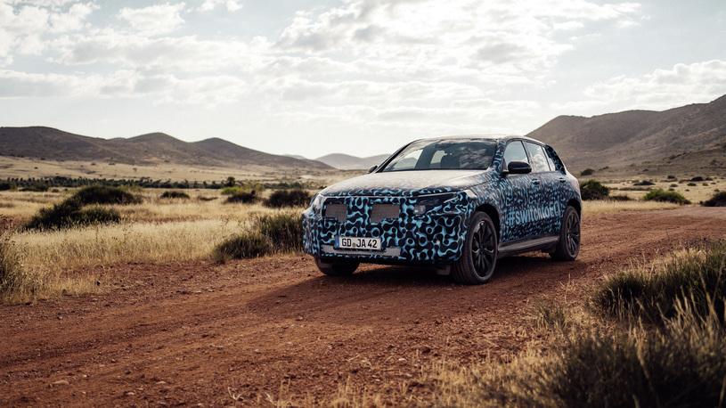 Mercedes-Benz готовится представить