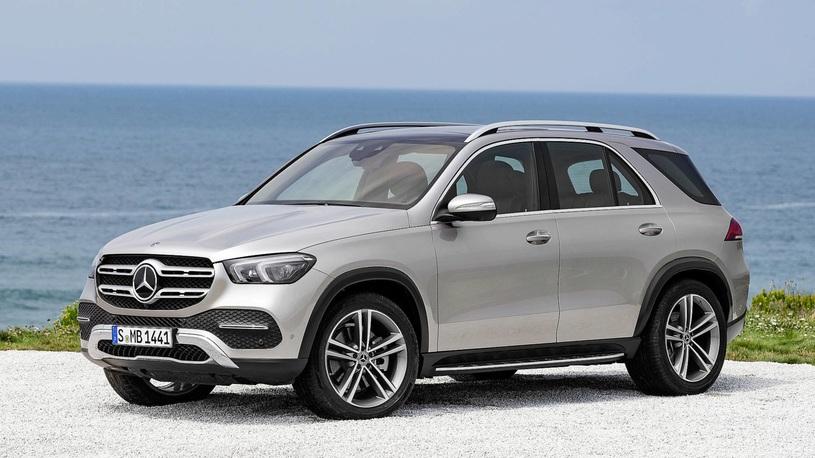 В России открылись предзаказы на новый Mercedes-Benz GLE