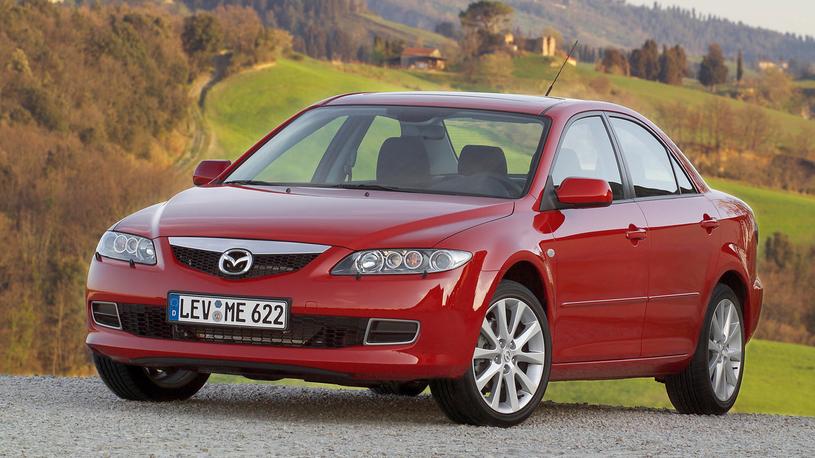 Опять подушки: в России отзывают больше 20 000 Mazda6