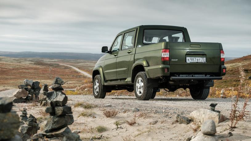 УАЗ обогнал Toyota по продажам