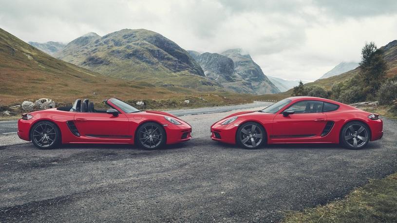 У двух моделей Porsche обнаружена нестабильность структуры кузова