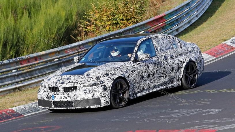 Новая BMW M3: первые подробности