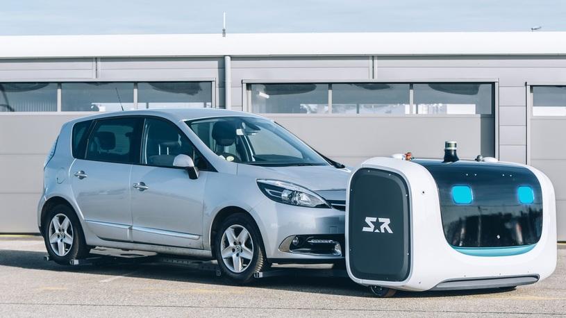 В лондонском аэропорту парковкой автомобилей займутся роботы