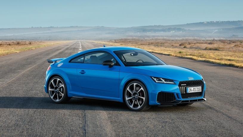 Audi уже похоронила спорткупе ТТ
