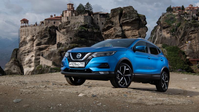 Объявлены цены на обновленный Nissan Qashqai: чем он лучше старого?