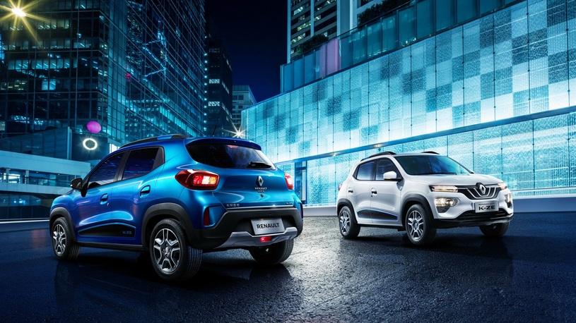Renault показала бюджетный электрохэтч уже в предсерийном исполнении