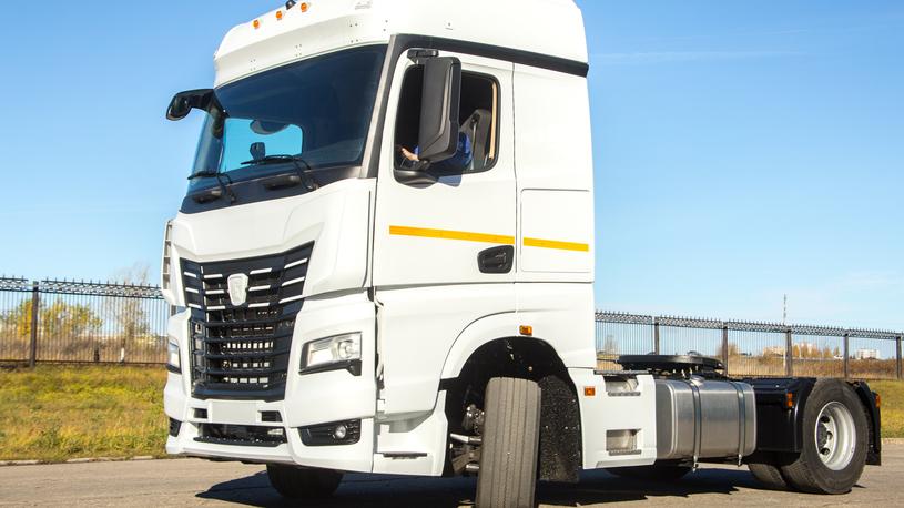 КамАЗ определил победителей конкурса на лучшее имя для своего грузовика