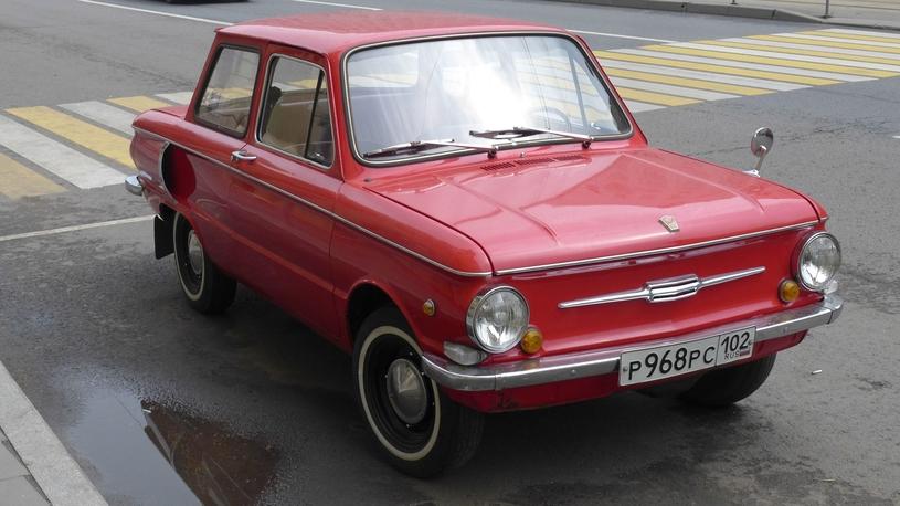 Назад в СССР – 5: миллионы советских машин все еще бороздят просторы страны