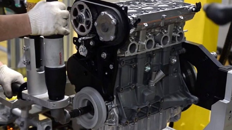 1,8-литровый мотор АвтоВАЗа перестанет бить клапана, но когда?