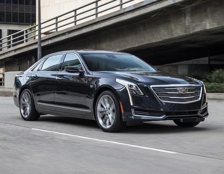 Cadillac CT6: российские цены