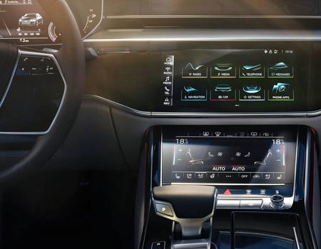 Шок-цена: медиасистема Audi A8