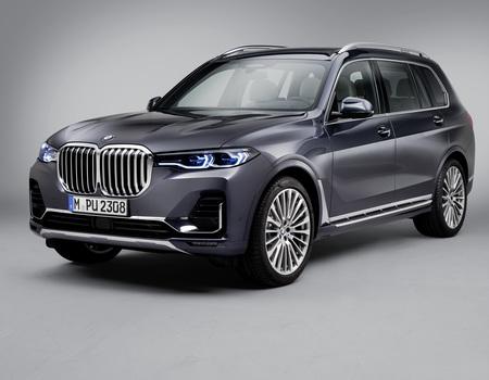 Все подробности о новом BMW X7