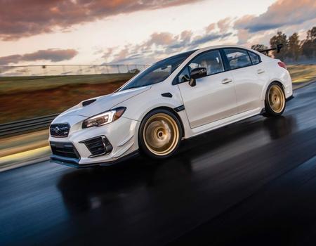 Subaru сделала мощнейшую STI